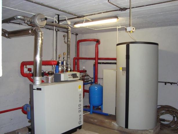 Bellocci impianti torino centrali termiche sistemi di for Caldaia ad acqua di plastica